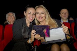 Patrizia de Santis e Gloria Guida premio